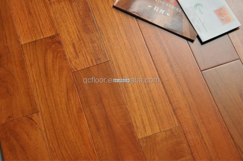 Anti slip wooden floor teak parquet wood flooring buy for Hardwood floors slippery