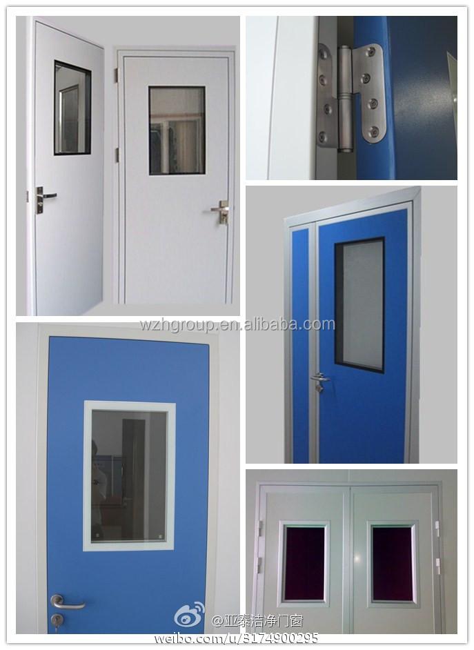 Aluminum Flush Panel Doors : Exterior steel door flush swing buy