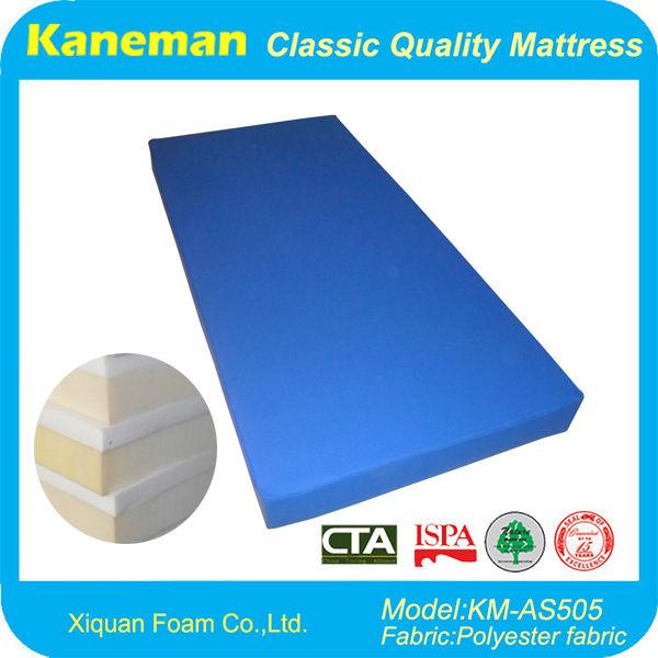 Sleeping Queen Bed Top Grade Rebonded Foam Mattresses