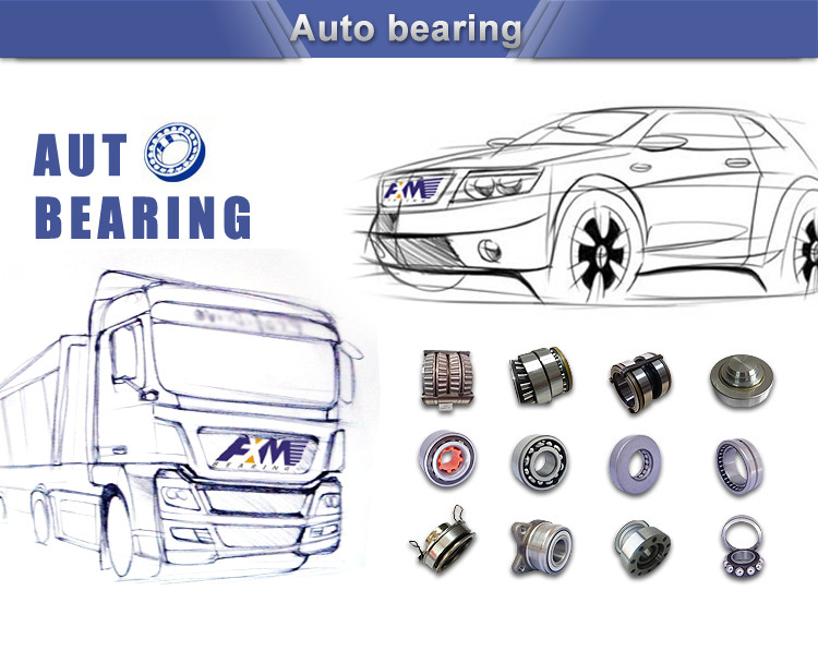 Professional Wheel Hub Unit Truck Bearing Specialized Bearing From ...