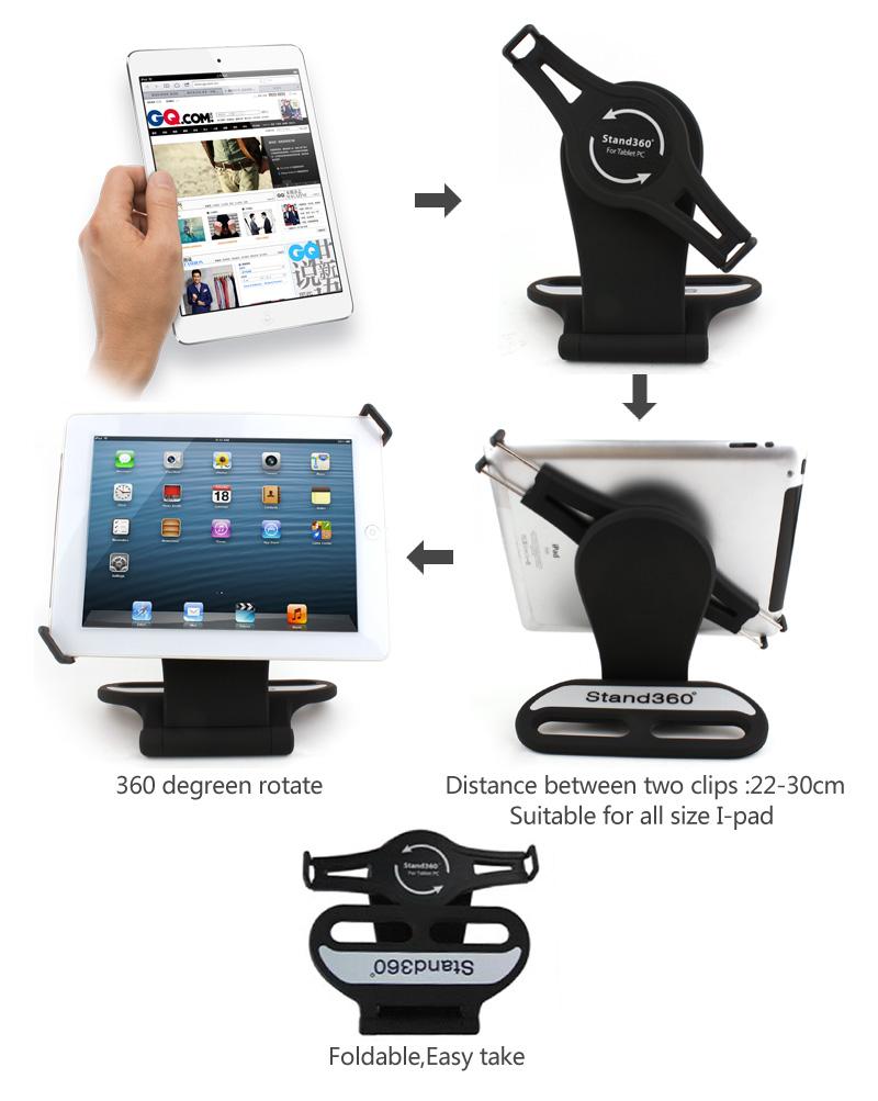 Shenzhen Manufacturer's Latest Design Stand Tablet Pc Bracket ...