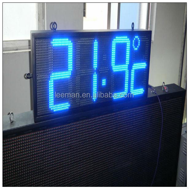 7 Segment Led Number Display Screen Atomic Clock Timer Led