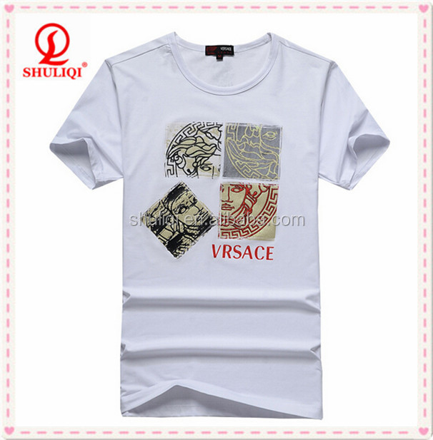 Organic cotton moisture wicking t shirts wholesale custom for Custom printed t shirts in bulk