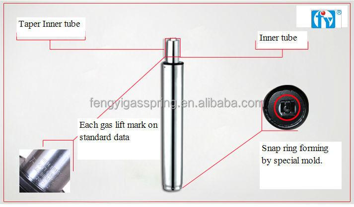 Chrome 120mm Gas LiftOffice Swivel Chair Gas Lift Buy Chrome