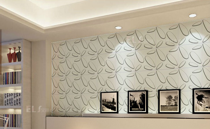 Luxury 3d Board Wall Panels For Living Room