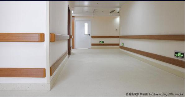 Pvc Wall Handrails : Pvc hospital wall guard with aluminum back buy