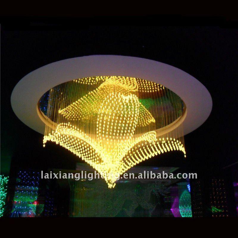2015 New Pendant Lamp Modern Glass Chandelier Designer Crystal ...