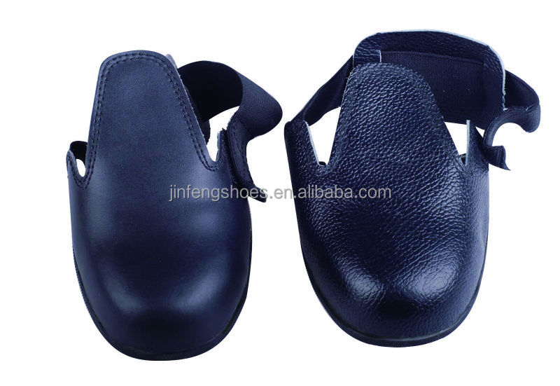 safety shoes high heel rubber shoe anti slip grip