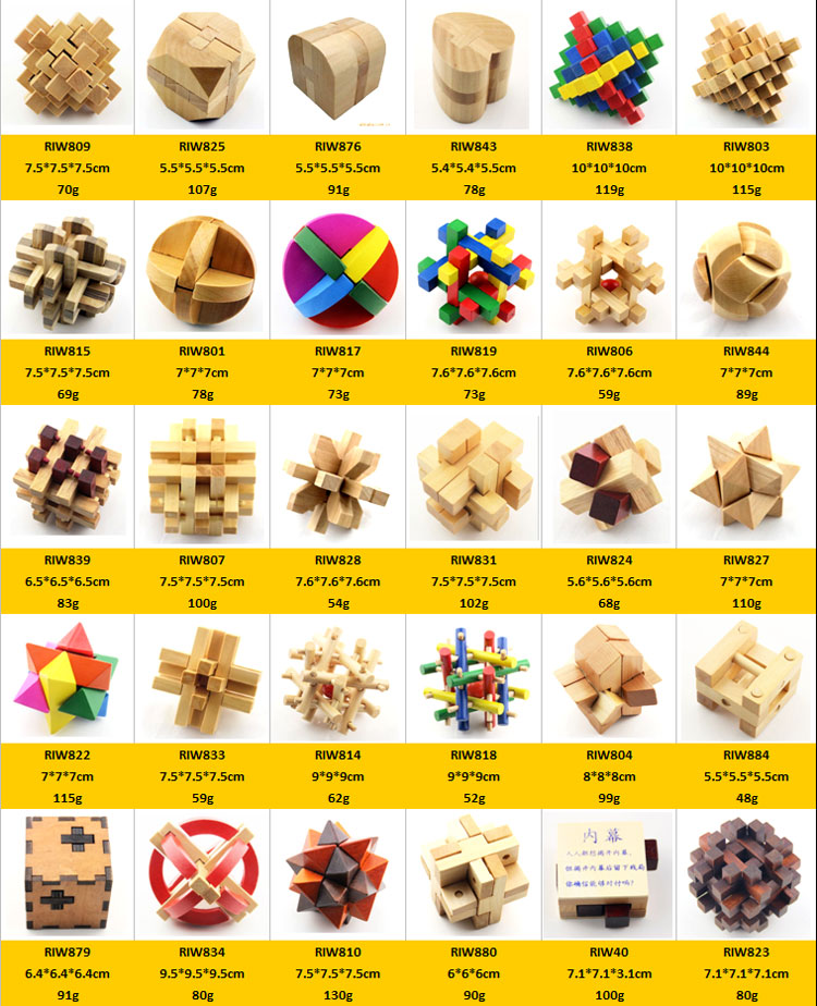 Crafting Wood Logic Puzzles,3d Games For The Hands And Mind - Buy Crafting  Wood Logic Puzzles,3d Puzzle Toy,Logic Puzzles Product on Alibaba com
