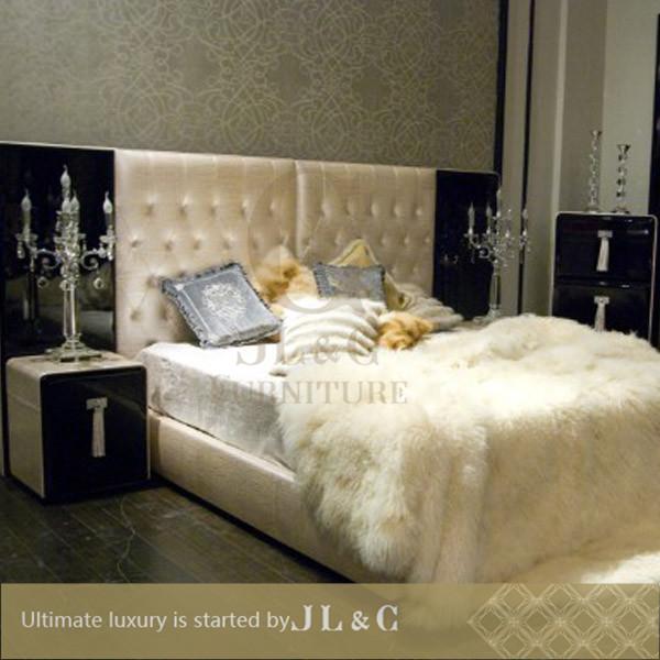 Jb17 Series-grace & Best Selling Bedroom Furniture Set,Oxhide ...