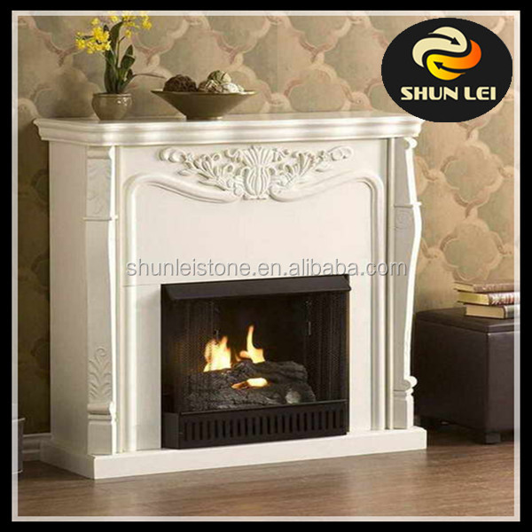 Shabby Chic Fireplaces