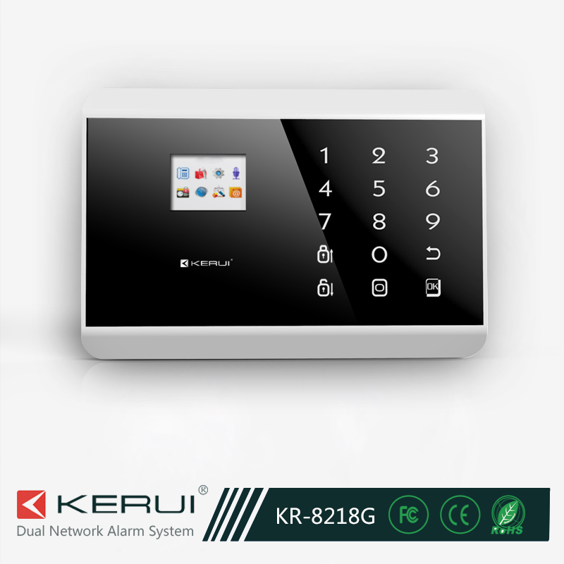 Apartment Alarm,Wireless Gsm Alarm System With The Iphone/android ...