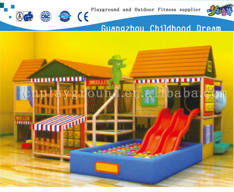 hd-9304) Small Business Plan Kids Soft Playground Indoor,Kids ...