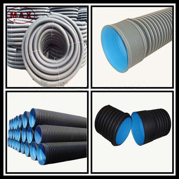 Hdpe Corrugated Plastic Pipe Prices For Drainage And Sewage