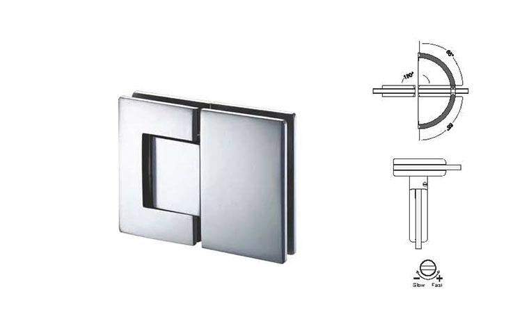 hydraulischen scharnier glast rscharnier scharniere f r glast ren hydraulischen t rschlie er. Black Bedroom Furniture Sets. Home Design Ideas