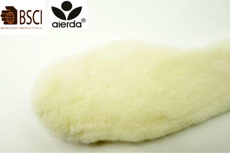 Australian Merino Warm Hot Style Fur Wool Sheepskin Insoles