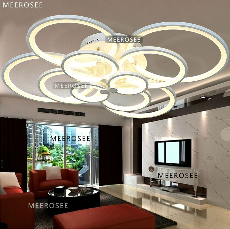 High Quality Unique Acrylic Lamp Led Ceiling Lights Fixture ...