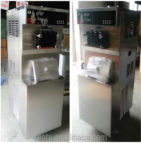 High Quality 3 Flavor Commercial Soft Serve Ice Cream Machine Ks-5236 /Yogurt Machine
