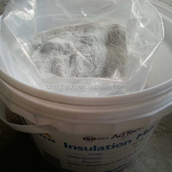 Fire Clay And Concrete Mix : High temperature refractory fire clay mortar insulation