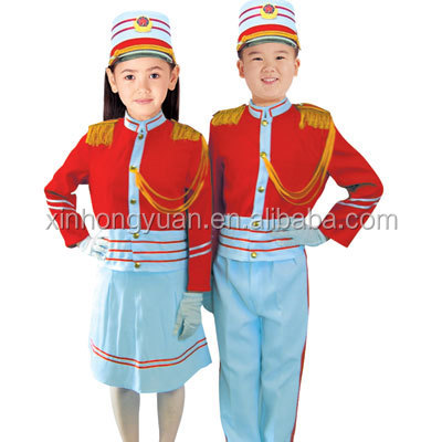 school band uniform design for children, View school band uniform, XHY  Product Details from Shenzhen Xinhongyuan Fashion Dress Co , Ltd  on