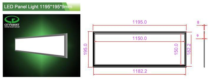 Dc 20v Super Bright Led Cool White Light 4014 Led Panel Studio ...