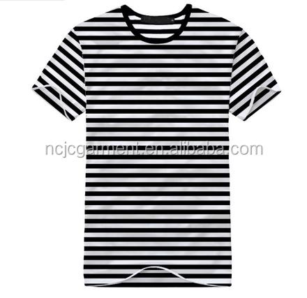 Classic Sailor's Blue White Striped Shirt Men And Women Sailor ...