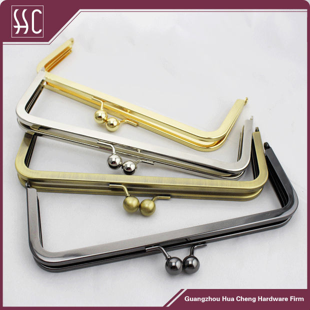8 Inch*3 Inch Metal Purse Frame Kiss Lock Bag Frame Promotion In ...