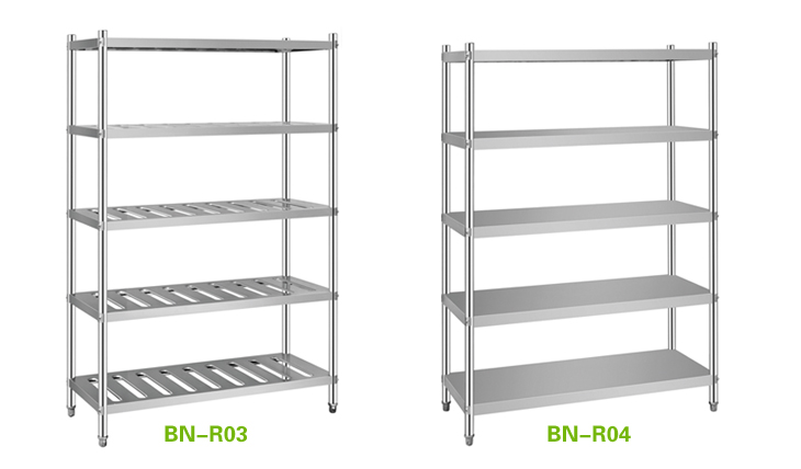 Restaurant Kitchen Metal Shelves commercial kitchen racks | cheap kitchen