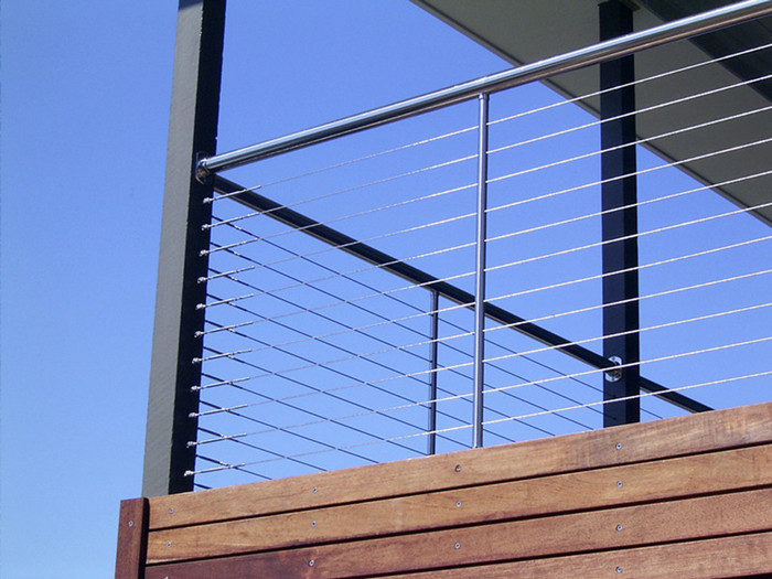 2014 Best Price Cable Railing/ Stainless Steel Railings Price ...