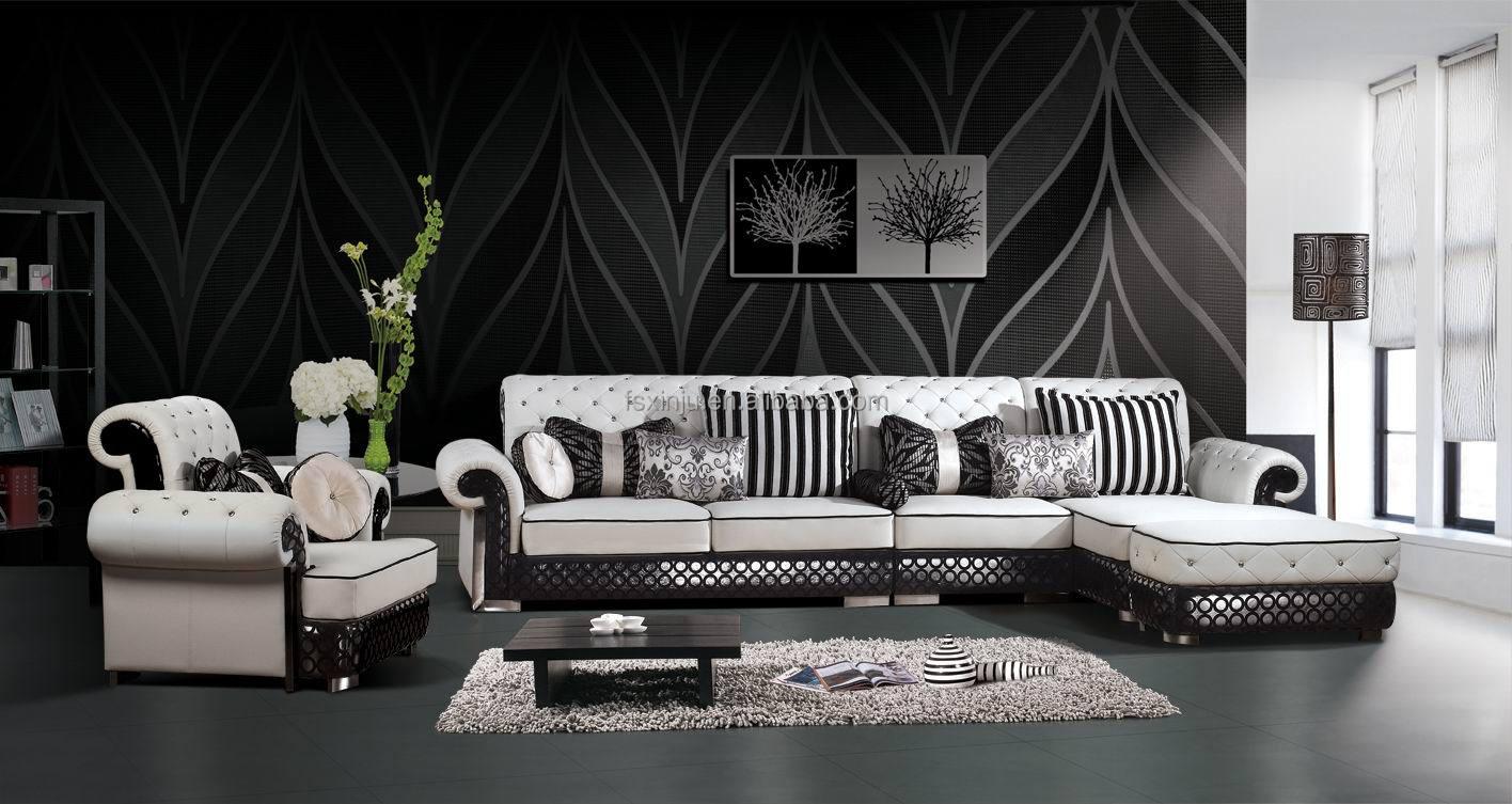 chesterfield sofa set/luxe Italiaanse woonkamer set 112-woonkamer ...