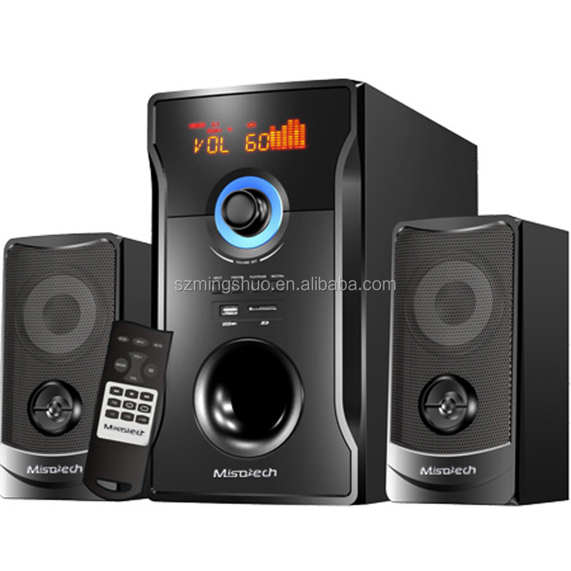 Creative 2.1 Home Theater Speaker Usb Sd Card