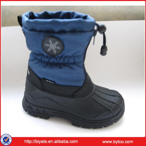d4361c85 Moda Impermeable Botas De Invierno De Nieve Para Niños - Buy Botas ...