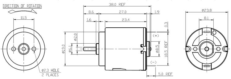 12v high speed sewing washing machine hydraulic dc vacuum