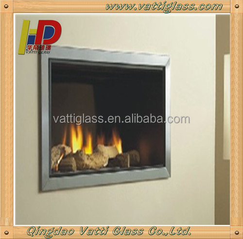 glass fireplace screen, 4mm transparent ceramic glass fireplace doors, cheap  fireplace glass - Glass Fireplace Screen,4mm Transparent Ceramic Glass Fireplace