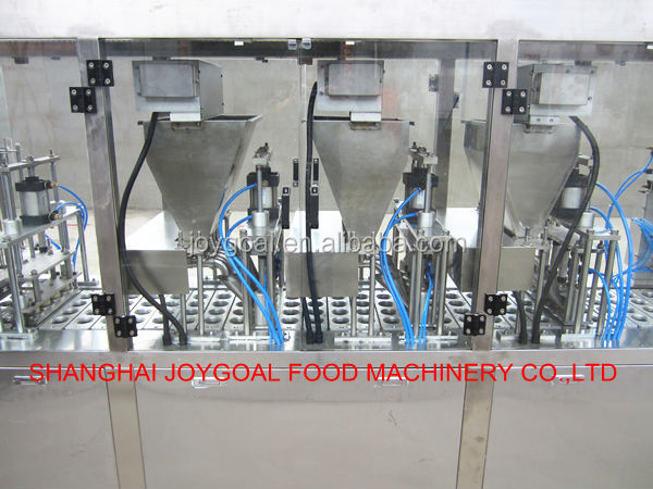 capsule coffee filling machine