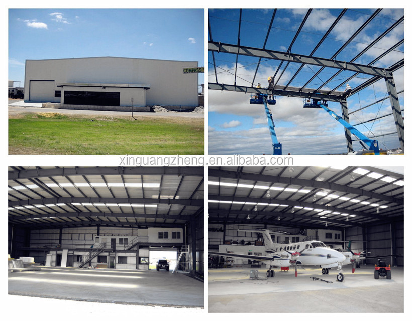 Prefabricated steel structure industrial sheds