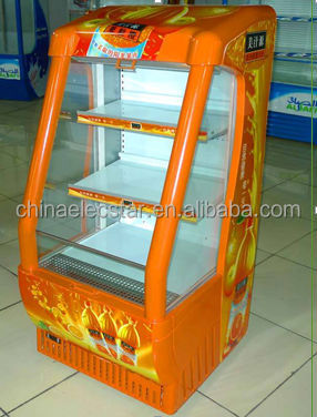 Commercial Refrigerator Open Type Supermarket Refrigerator For ...