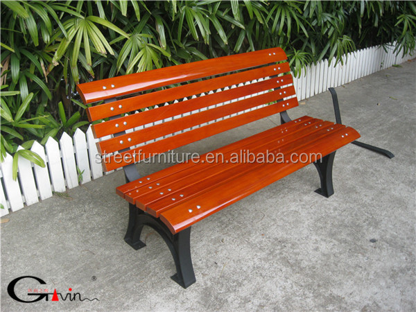 Weather Resistant Outdoor Bench Recycled Plastic Benches
