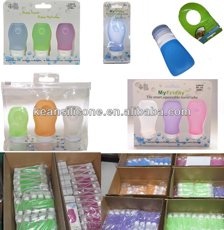 China Manufacturer Wholesale Food Grade Packaging Tube/silicone ...