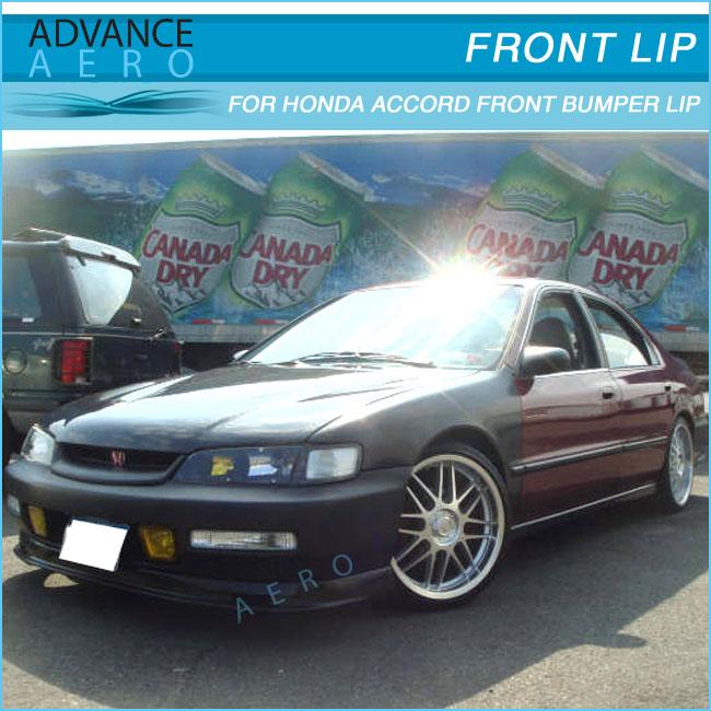 For 1996 1997 Honda Accord Mugen Style Pu Auto Parts Car ...