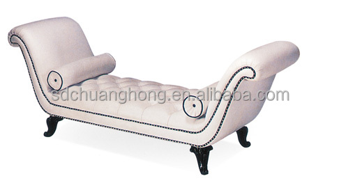 New Design Bed End Bench Long Sofa Ottoma Upholstery With On And