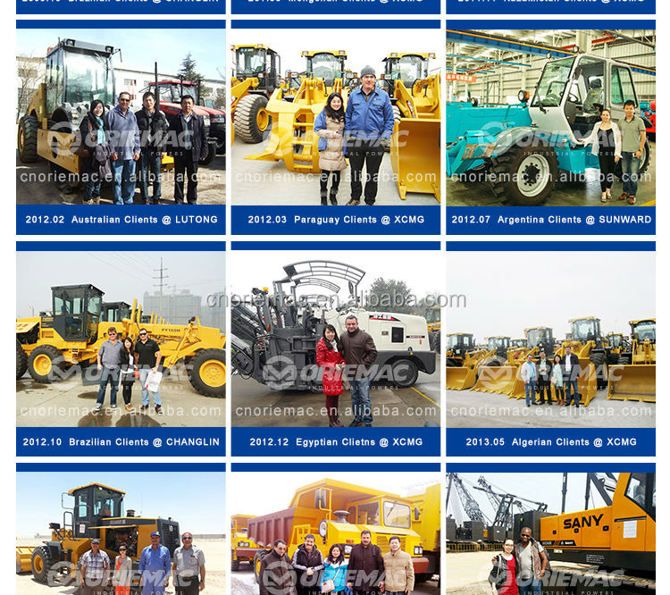 Changlin WZC20 Backhoe Loader