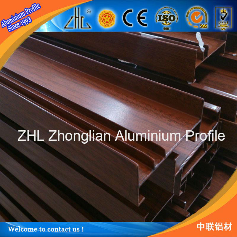 Good! Wholesale Aluminum Wood Finish With Upvc Profile Aluminum ...