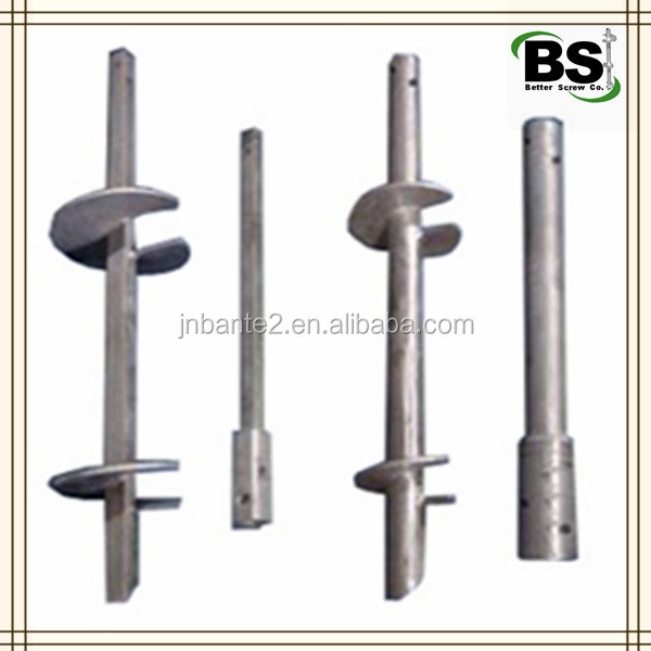 Light Pole Foundations Helical Anchors Buy Helical
