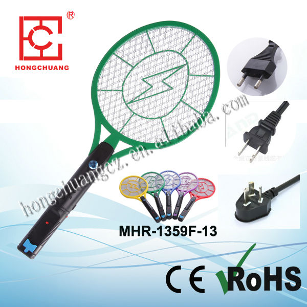 Multifunction Rechargeable Electric Mosquito Rackets/mosquito ...
