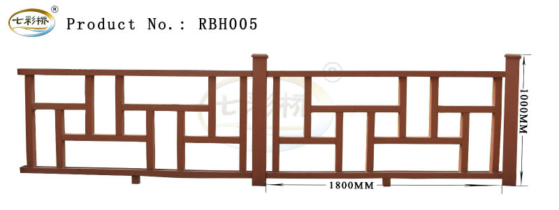 Wood Elevation Quotes : Long time use wpc balcony railing designs buy