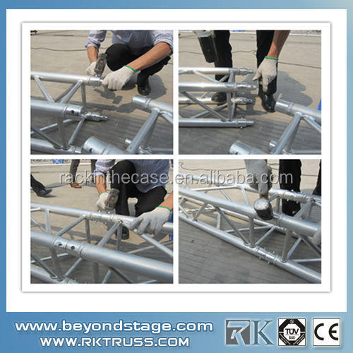 diy portable stage small stage lighting truss. Diy Portable Stage/small Stage Lighting Truss/ T Square Truss Small Alibaba