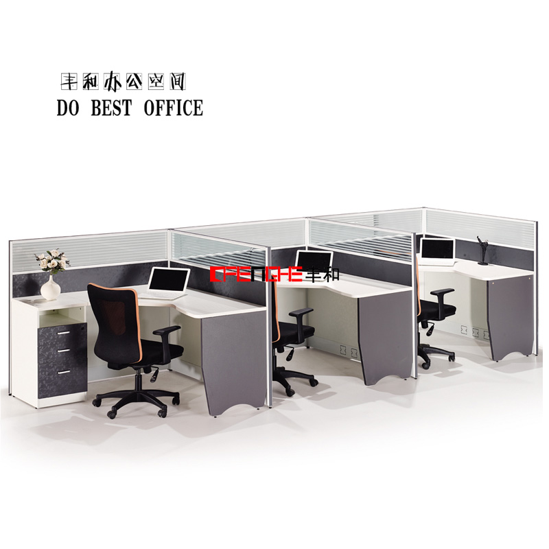 Office building material partition wall panels modular for Office interior partition design