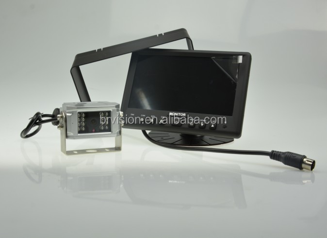 tractor rear view camera auoto shutter type for heavy duty vehicle