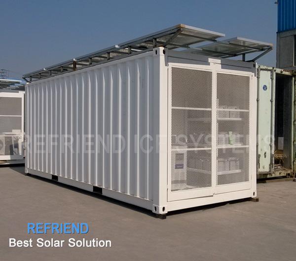 Solar Power Container Refrigerator Buy Solar Power